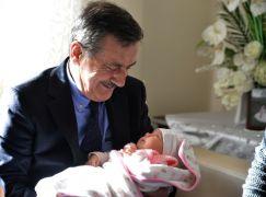 Ataç, 'Hoş Geldin Bebek' ziyaretlerini sürdürüyor