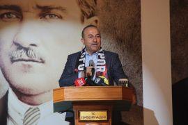"""Bakan Çavuşoğlu: """"Rusya ile iş yapmamız yaptıkları her şeyi destekleyeceğiz ya da doğru bulacağız anlamına gelmez"""""""