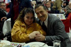 Başkan Ataç engelli bireyler ile buluştu