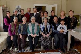 Başkan Ataç, vatandaşların davetini geri çevirmiyor