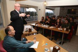 """Başkan Kazım Kurt: """"Eskişehir öğrencileri seven bir şehirdir"""""""