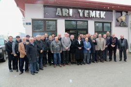 """Başkan Kurt; """"Eskişehir'de çözüm üreten bir kadro var"""""""
