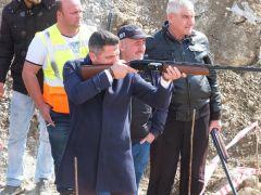 Başkan Yüzügüllü Avcı Bayramı'na katıldı