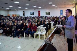 Bin 500 kadın Regaip Kandili için buluştu