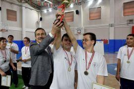 Bocce Turnuvası'nda kaybeden olmadı