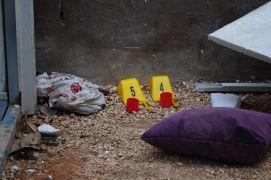 Çakmak gazı tüpü yüzlerine patlayan 2 çocuk yaralandı