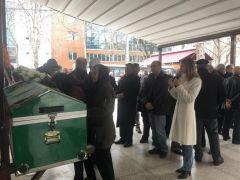DSP Eskişehir Kurucu İl Başkanı Cemal Bülent Dede vefat etti