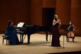 Devlet Konservatuvarından 'Dünya Kadınlar Günü' konseri