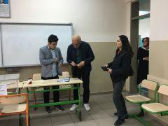 Eskişehir'de oy verme işlemi başladı