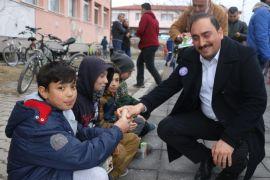Kırka'da Yeşilay Haftası bisiklet turu ile kutlandı