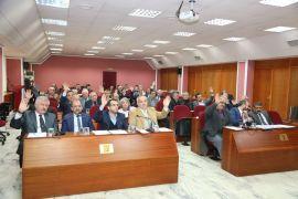 Odunpazarı'nda meclis toplantısı