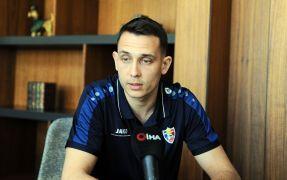 """(Özel haber) Moldova A Milli Takım Menajeri Cebanu: """"Başakşehir şampiyon olursa bütün Moldova çok sevinecektir"""""""