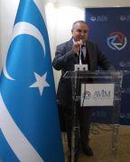 Prof. Dr. Hilmi Özden II. Irak Türkmen Çalıştayı'nda konuştu