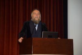 Rus Siyaset Bilimci Prof. Dr. Aleksandr Dugin ESOGÜ'de