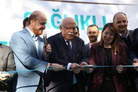 Sağlıklı Gençlik Merkezi, Bilal Erdoğan'ın katılımıyla açıldı