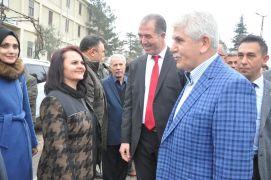Sarıcakaya'da seçim çalışmaları