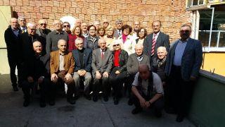 YKKED Eskişehir Şubesi 4'ncü olağan kongresi
