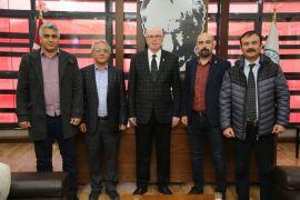1 Mayıs Tertip Komitesi'nden Başkan Kazım Kurt'a teşekkür