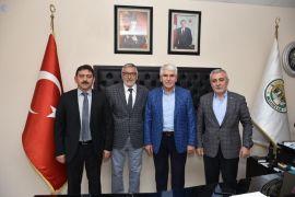 AK Parti'den Başkan Kadir Bozkurt'a hayırlı olsun ziyareti