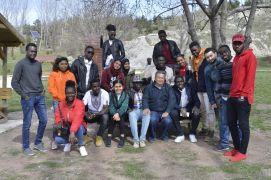 Afrika'nın geleceğini Türkiye'de kuruyorlar