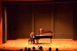 Anadolu Üniversitesi öğrencilerinden piyano resitali