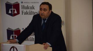 Anadolu Üniversitesinden 'Anadolu Hukuk Ulusal Forumu'