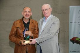 Çağdaş Sanatlar Galerisi, Antonio Cosentino'nun 'Toz' adlı sergisini ağırlıyor