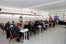 ESO, üyelerini MKE yöneticileri ile buluşturdu