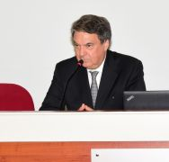 ESOGÜ'de 'Diplomatlarımıza Karşı Ermeni Katliamları ve Ermeni Meselesi Çözüm Girişimleri' konferansı