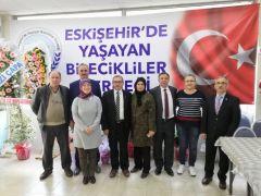 Eskişehir'de Yaşayan Bilecikliler Derneği'nin hizmet binası açıldı