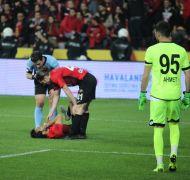 Eskişehirspor'da şok sakatlık
