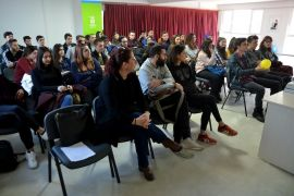 Gençlerin yeni gözdesi '2 Eylül Gençlik Merkezi'
