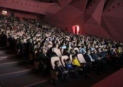 Hacivat ve Karagöz ilk defa sinema perdesinde