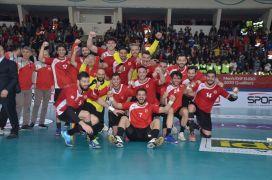 Hentbolda A Milliler Yunanistan'ı 26-23 mağlup etti