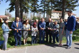 İnönü'de 2. Geleneksel Bahar Sergisi açılışı yapıldı