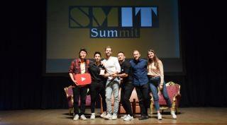 SMİT Summit sektörün önemli isimlerini öğrencilerle buluşturdu