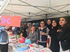 Sarar Kız Anadolu İmam Hatip Lisesi'nden anlamlı etkinlik
