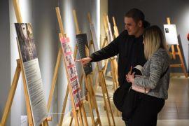 'Tarihe Dijitali Anlat' sergisine yoğun ilgi gösterildi