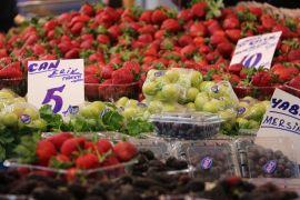(özel) Meyve tezgâhlarında 'mevsim değişikliği'