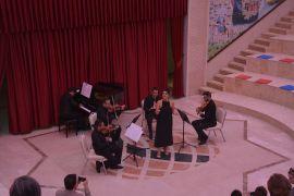 Anadolu Klarnet Beşlisi konseri tam not aldı