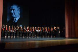 Anadolu Üniversitesi'nde 19 Mayıs için anlam dolu etkinlik