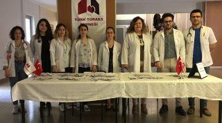 ESOGÜ Hastanesi'nde 'Dünya Astım Günü' standı