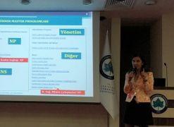 ESOGÜ Sağlık Bilimleri Fakültesi, Kariyer Günü etkinliği düzenledi