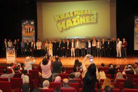 Eskişehir'de Kral Midas'ın Hazinesi filminin ön gösterimi gerçekleşti