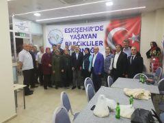 Eskişehir'de Yaşayan Bilecikliler iftarda buluştu