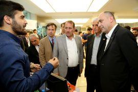 Eskişehir'de sanayi-üniversite buluşması gerçekleştirildi