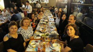 'Eskişehir Dostlar Grubu' iftar yemeğinde buluştu
