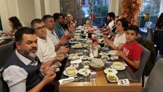 Eskişehir Eczane Teknisyenleri Derneği iftar programı