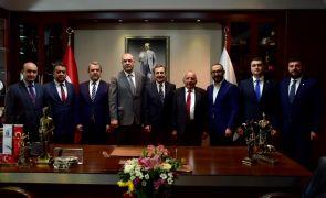 Eskişehir Sanayi Odası Başkanı Kesikbaş'tan Başkan Ataç'a ziyaret