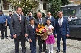 Eskişehir Valisi Özdemir Çakacak Günyüzü'nü ziyaret etti